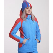 Утепленная куртка Nordski National Blue W