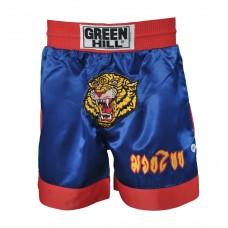 Шорты для тайского бокса Green Hill TBS-8034
