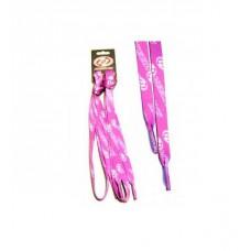 Шнурки Pink Logo 90 cm