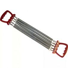 Эспандер плечевой 5-пружинный пластиковые ручки 115