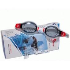 Очки для плавания 2 сменных переносицы SG1670