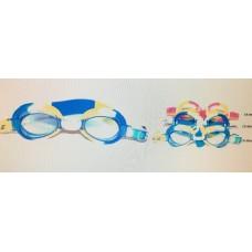 """Очки для плавания """"WHALE"""" CF559 А1-А3"""