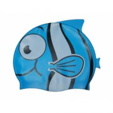 Шапочка для плавания QUICK рыбка KY