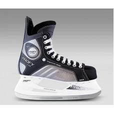 Хоккейные коньки СК Profy 5000 Lux